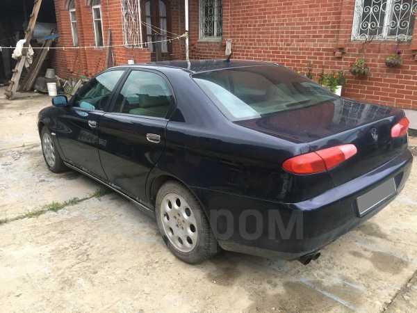 Alfa Romeo 166, 2000 год, 200 000 руб.