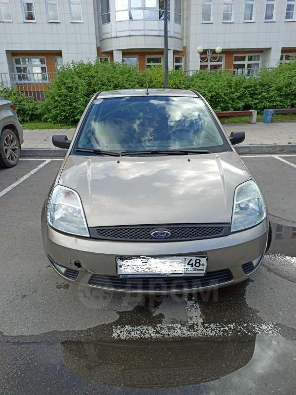 Ford Fiesta, 2003 год, 160 000 руб.