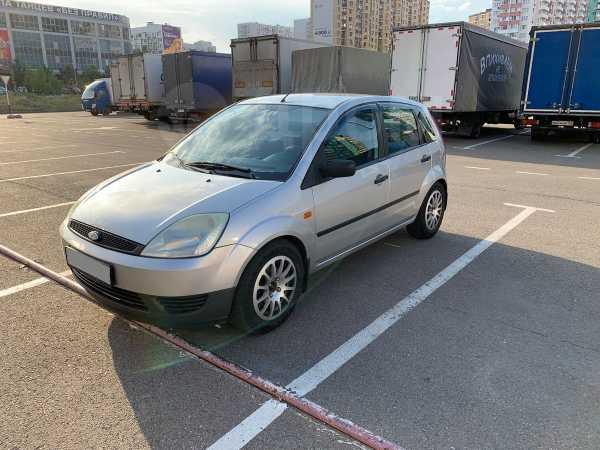 Ford Fiesta, 2005 год, 210 000 руб.