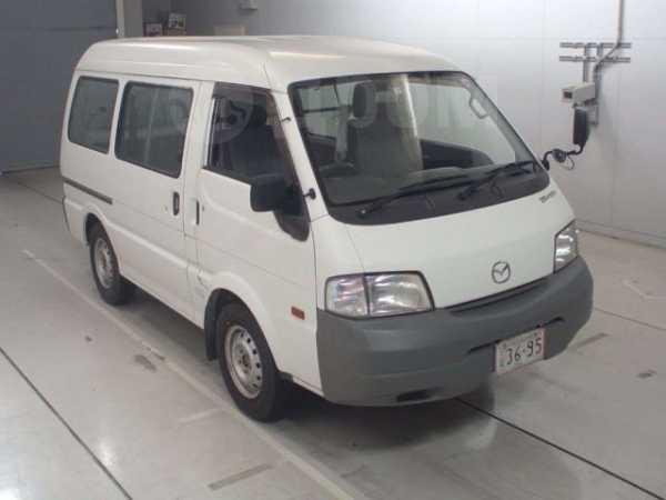 Mazda Bongo, 2014 год, 820 000 руб.