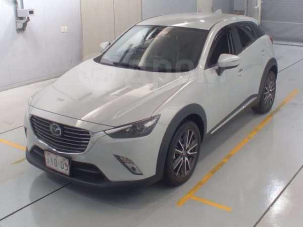 Mazda CX-3, 2015 год, 1 090 000 руб.