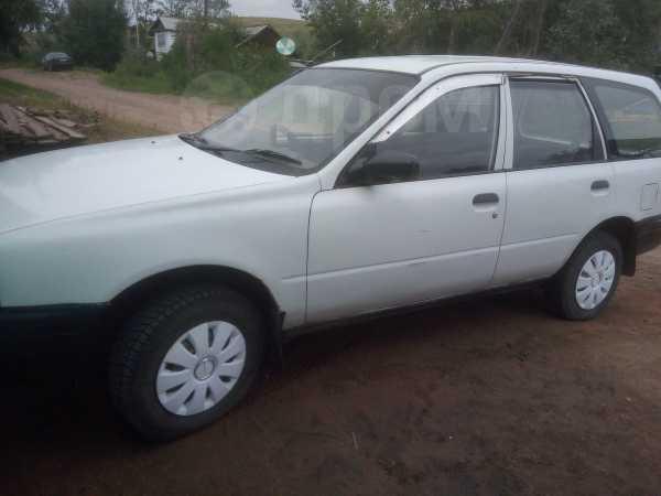 Nissan AD, 1996 год, 130 000 руб.