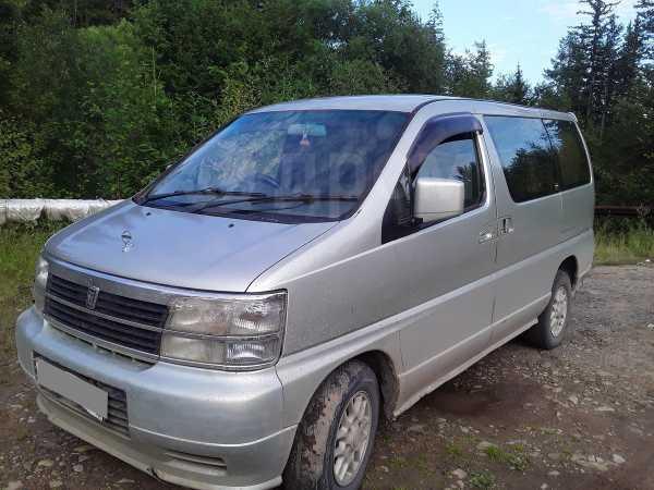 Nissan Caravan Elgrand, 1998 год, 360 000 руб.