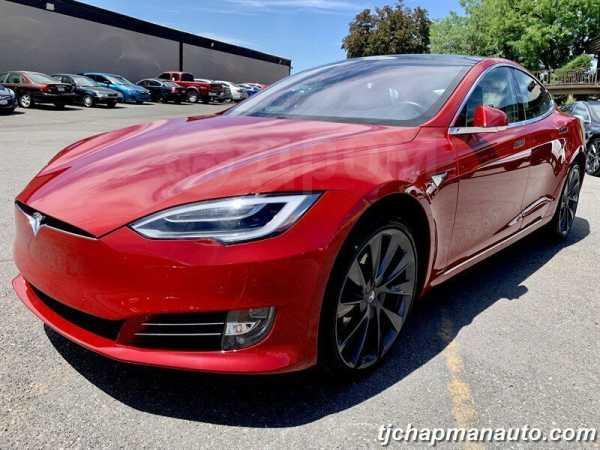 Tesla Model S, 2020 год, 7 999 999 руб.