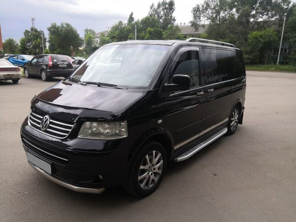 Volkswagen Multivan, 2006 год, 995 000 руб.