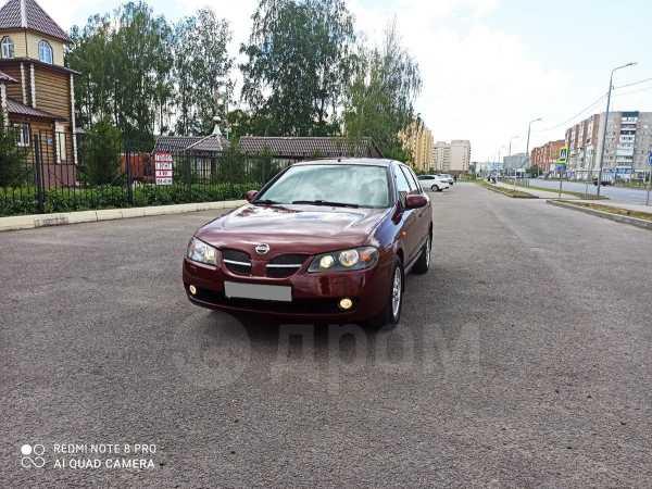 Nissan Almera, 2004 год, 270 000 руб.