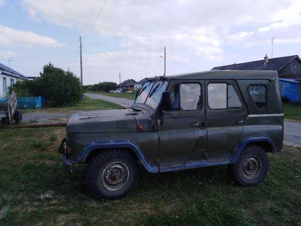 УАЗ 469, 1986 год, 59 000 руб.