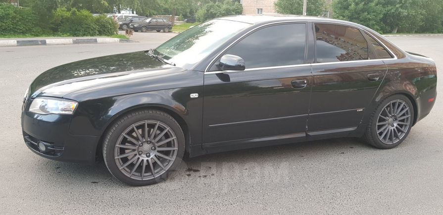 Audi A4, 2007 год, 550 000 руб.