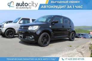 Владивосток Suzuki Ignis 2016