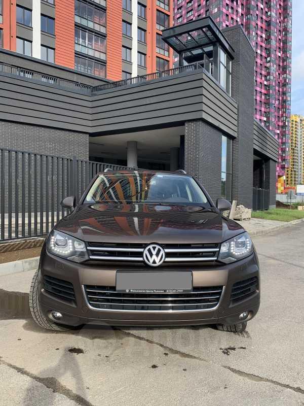 Volkswagen Touareg, 2013 год, 1 550 000 руб.