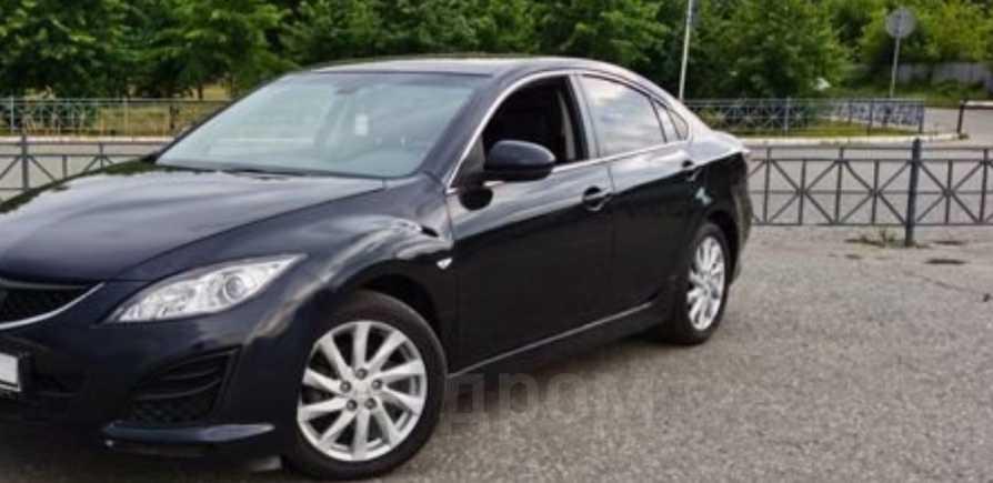 Mazda Mazda6, 2011 год, 447 000 руб.