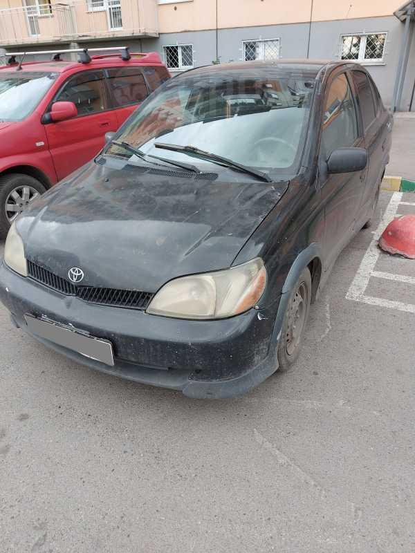 Toyota Echo, 2000 год, 160 000 руб.
