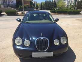 Севастополь Jaguar S-type 2006