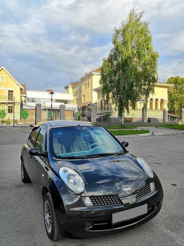Nissan Micra, 2004 год, 270 000 руб.