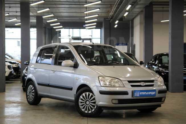 Hyundai Getz, 2004 год, 249 000 руб.