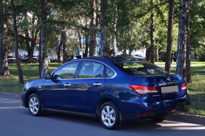 Nissan Almera, 2013 год, 444 000 руб.