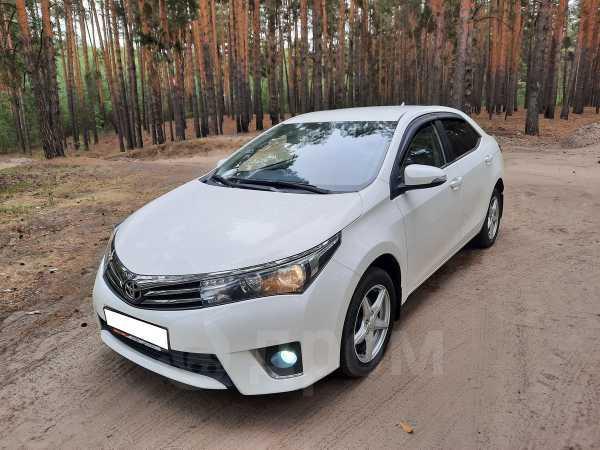 Toyota Corolla, 2016 год, 940 000 руб.