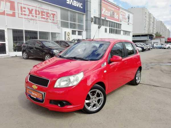 Chevrolet Aveo, 2009 год, 333 000 руб.