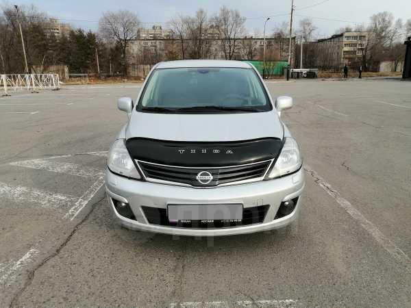 Nissan Tiida, 2013 год, 520 000 руб.