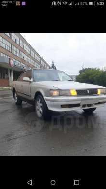 Барнаул Chaser 1991