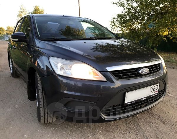 Ford Focus, 2008 год, 338 000 руб.