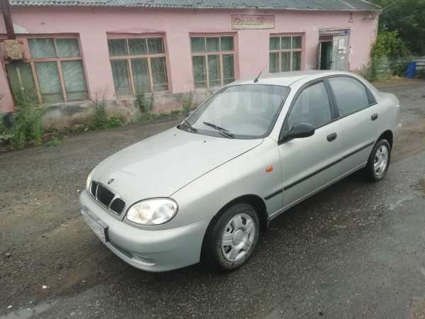 ЗАЗ Сенс, 2008 год, 63 000 руб.
