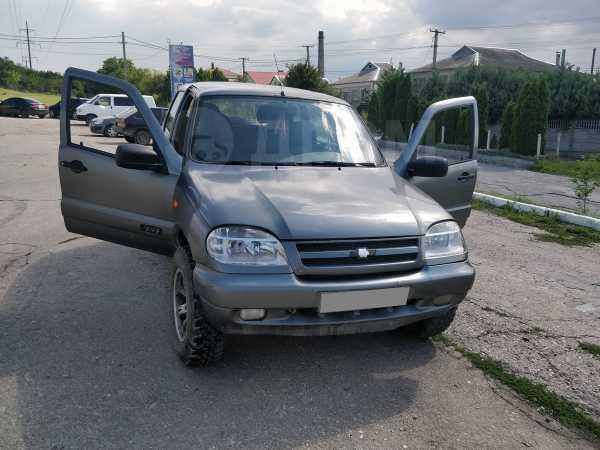 Chevrolet Niva, 2005 год, 140 000 руб.