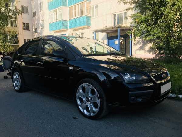 Ford Focus, 2006 год, 450 000 руб.