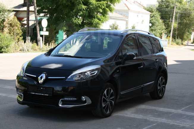 Renault Grand Scenic, 2015 год, 928 000 руб.