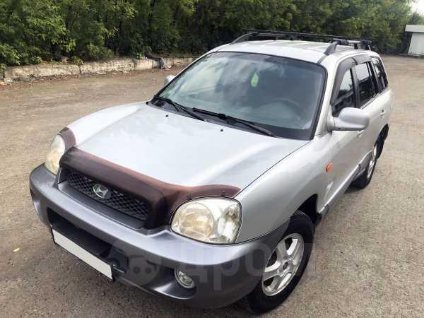 Hyundai Santa Fe Classic, 2003 год, 349 000 руб.