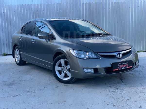 Honda Civic, 2008 год, 394 000 руб.