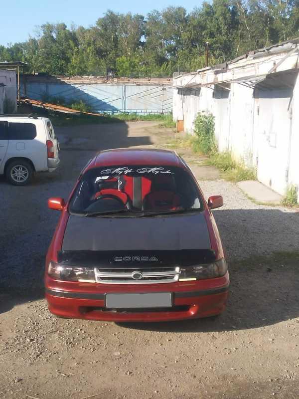 Toyota Tercel, 1992 год, 165 000 руб.