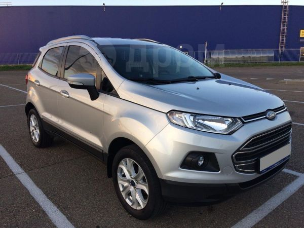 Ford EcoSport, 2017 год, 749 000 руб.