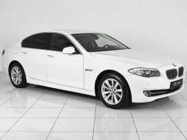 Тюмень BMW 5-Series 2012