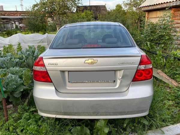Chevrolet Aveo, 2007 год, 135 000 руб.