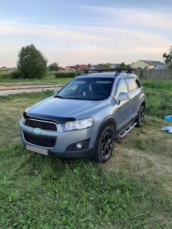 Chevrolet Captiva, 2013 год, 785 000 руб.