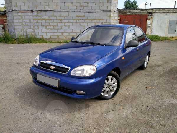 Chevrolet Lanos, 2009 год, 139 000 руб.