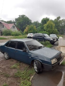 Оренбург 21099 1999