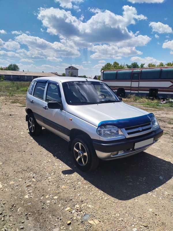 Chevrolet Niva, 2003 год, 225 000 руб.