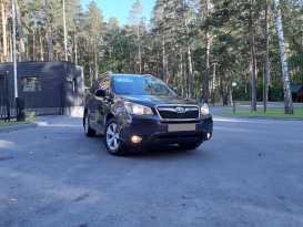 Новосибирск Forester 2013