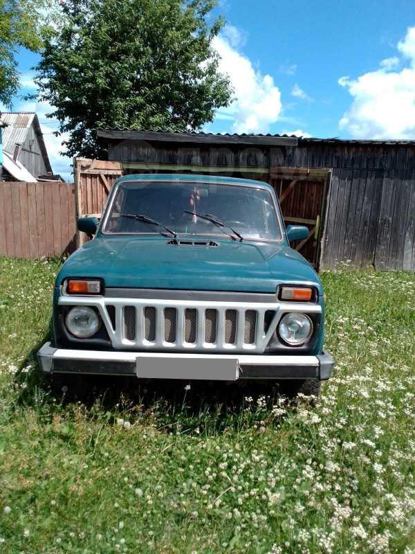 Лада 4x4 2131 Нива, 1999 год, 55 000 руб.