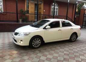 Назрань Corolla 2012