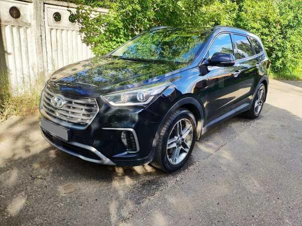 Hyundai Grand Santa Fe, 2016 год, 1 850 000 руб.