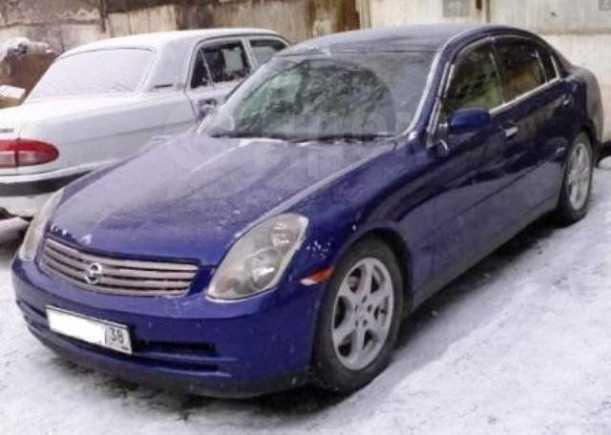 Nissan Skyline, 2005 год, 475 000 руб.