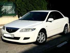 Геленджик Mazda Atenza 2005