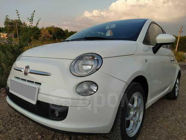 Fiat 500, 2012 год, 350 000 руб.
