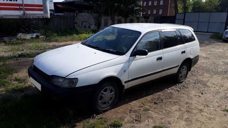 Toyota Caldina, 2000 год, 250 000 руб.