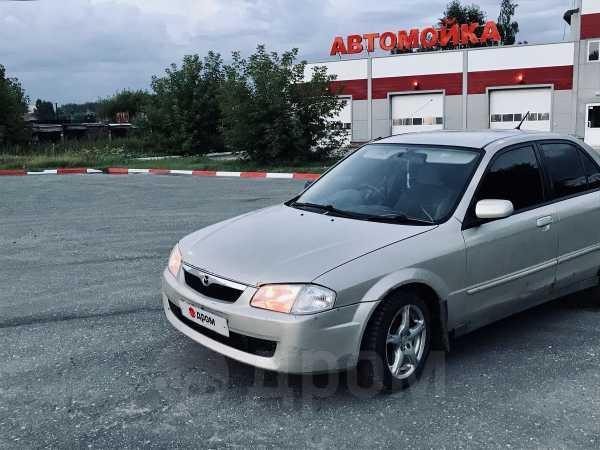 Mazda Familia, 2000 год, 55 000 руб.