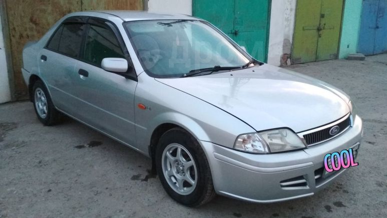 Ford Laser, 2001 год, 170 000 руб.
