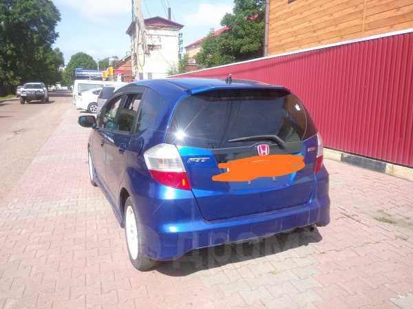 Honda Fit, 2009 год, 370 000 руб.